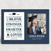 Always Remember You Are Braver Than You Believe Photo Canvas Print