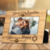 you are my sunshine custom photo plaque gifts for couples