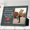 you are my soulmate by best friend my everthing i love you custom photo desktop plaque