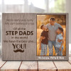 Of all the stepdads in the world desktop plaque