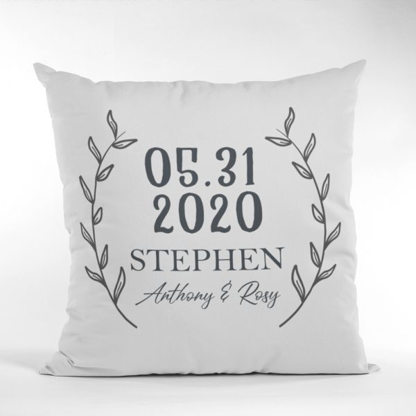 Day To Remember Custom Throw Pillow