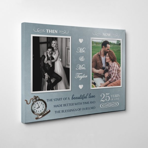 anniversary gifts for silver wedding