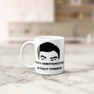 Very Uninterested In That Opinion Mug